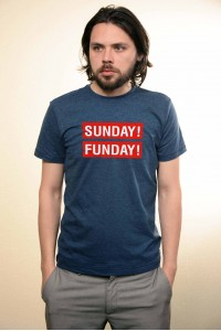 Tricou Sunday Funday