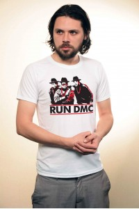Tricou Run Dmc King Of Rock