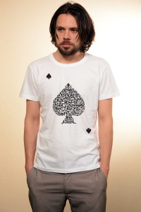 Tricou Classic Fit Poker Hands
